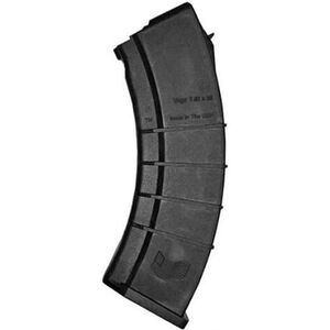 SGM Tactical Vepr Rifle Magazine 7.62x39mm 30 Rounds Polymer Black SGMT76239