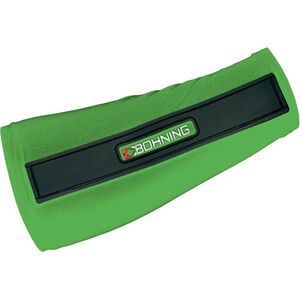 Bohning Slip-On Arm Guard Soft Compression Fit Material Neon Green Medium