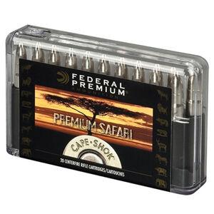 Federal Cape-Shok 9.3x74R 286 Grain WHS 20 Round Box
