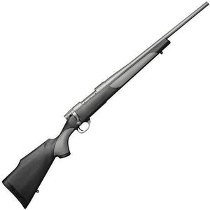 "Weatherby Vanguard Weatherguard Carbine .308 Win Bolt Action Rifle 5 Rounds 20"" Barrel Synthetic Stock Cerakote Grey"