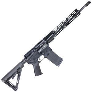 "Diamondback DB15CCMLB10 5.56 NATO Semi-Auto Rifle 16"" Barrel 10 Rounds Flat Top Optic Ready Magpul MOE Carbine Stock Black Finish"