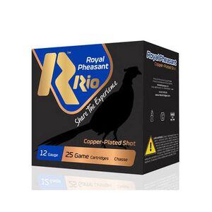 "RIO Ammo Royal Pheasant Copper 12 Gauge Shot Shells 250 Rounds 2 3/4"" 1 oz #6 Shot"