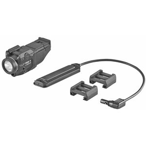 Streamlight TLR RM 1 Tac Light with Red Laser 500 Lumens 5000 Max Candela Push Button and Remote Pressure Switch