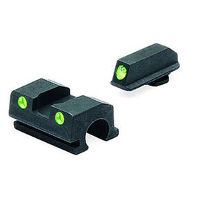 Meprolight Walther P99, PPQ Tru-Dot Fixed Night Sight Green/Green 18801