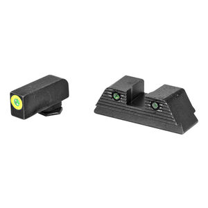 AmeriGlo Trooper Sight Glock 17/19 Gen. 5 Green Tritium GL-821