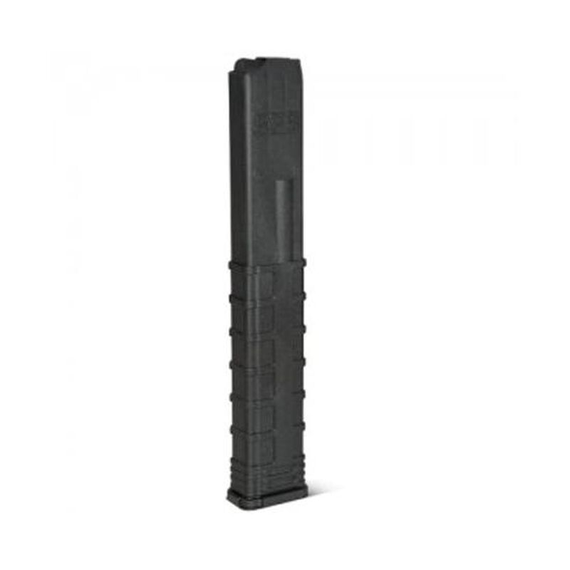 TAPCO 32 Round MasterPiece Arms 9mm Magazine, Sten Gun, Zytel, Black
