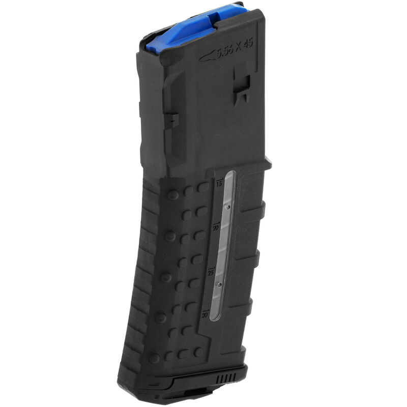 UTG AR-15 .223/5.56 Polymer Window Magazine 30 Rounds    RBT-AM30