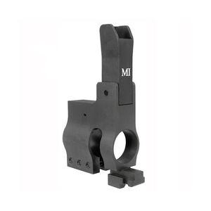 Midwest Industries Folding Front Sight Tower .750 Diameter Aluminum/Steel Black MI-FST