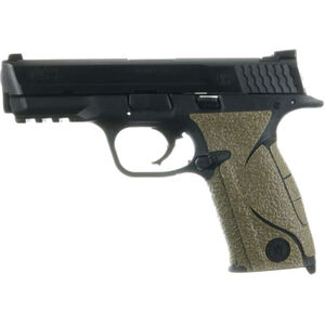 Talon Grips Grip Wrap S&W M&P Full Size .22/9mm/.357/.40 with Small Backstrap Texture Moss