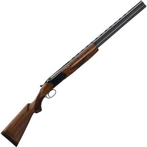 "Winchester Model 101 Deluxe Field Over/Under Shotgun 12 Gauge 28"" Vent Rib Barrel 3"" Chamber 2 Rounds Walnut Stock Gloss Blued Finish"