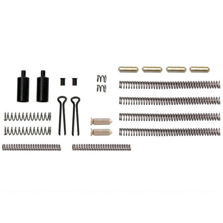 .223//5.56 All Lower Part Kit Replacement Springs Pins Detents And Plungers 21pcs