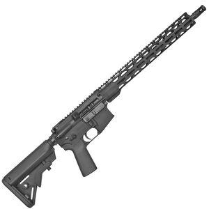 "Radical Firearms AR-15 5.56 NATO Semi Auto Rifle 16"" Barrel 30 Rounds 15"" Free Float RPR M-LOK Hand Guard B5 Grip/Stock Matte Black"