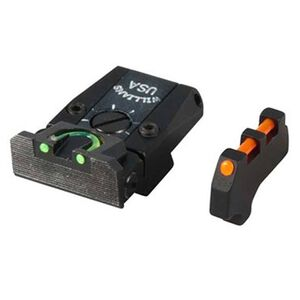 Williams Fire Sight S&W SD9 and SD40 Target Adjustable Fiber Optic Red and Green