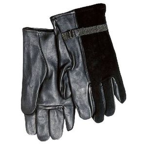 Tru-Spec Tactical Gloves Small Leather Black 3807003