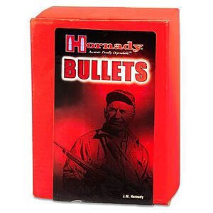 "Hornady .38 Caliber .358"" Diameter 158 Grain Semi Wadcutter Hollow Point Lead Bullet 300 Count 10428"