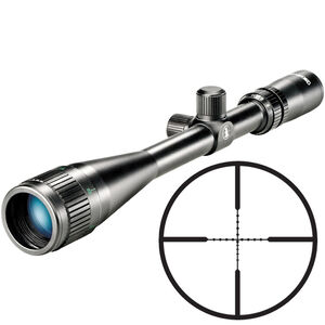 Tasco Target and Varmint Riflescope 6-24x42 Mil Dot 1/4 MOA Matte Black