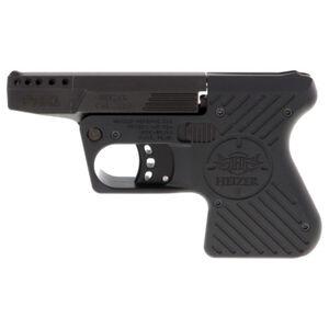"Heizer Defense Pocket AR Break Action Single Shot Pistol .223 Remington 3.87"" Ported Barrel One Round Capacity Matte Black PAR1BLKP"