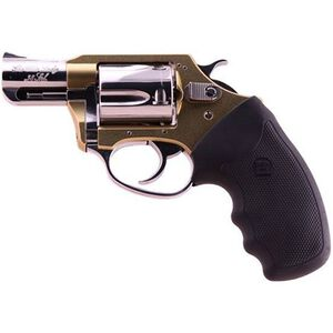 "Charter Arms Chic Lady Revolver .38 Special 2"" Barrel 5 Rounds Gold/Stainless"