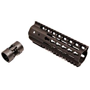 "Noveske N4 Hybrid NHR AR-15 Free Float Handguard 7"" Keymod Aluminum Black 05000457"