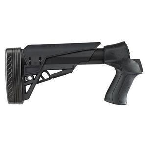 ATI, Remington 870 12 Gauge T3 Six Position Adjustable TactLite Stock with Scorpion Recoil Pad, Polymer, Black