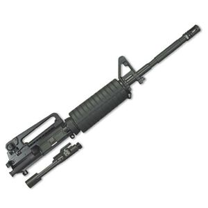 "Windham Weaponry AR-15 Complete Upper Assembly 5.56 NATO 16"" M4 Barrel Carbine Length Gas Fixed A2 Sight Black UR16M4A4B"