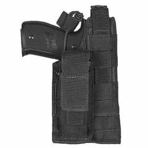 Fox Outdoor Belt Holster Large Frame Autos Ambidextrous Nylon Black 58-581