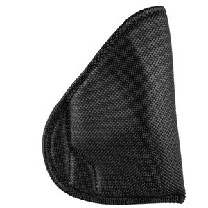 Tagua Gunleather TX1836 Gecko Holster fits Ruger LCP and Similar IWB/OWB Holster Ambidextrous Slip Proof Fabric Black