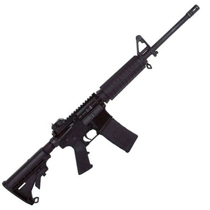 "Del-Ton Echo 316M 5.56 NATO Semi Auto Rifle 16"" Medium Barrel 30 Rounds Black"