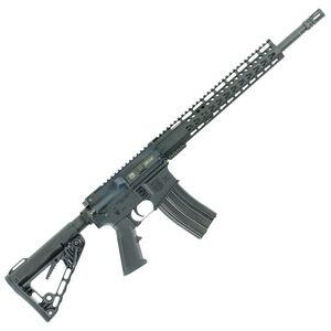 "Diamondback DB15 AR-15 Semi Auto Rifle 300 AAC 16"" Barrel 30 Rounds KeyMod Collapsible Stock Black"