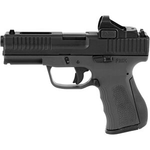"FMK Elite Pro Semi Auto Pistol 9mm Luger 4"" Barrel 14 Rounds MRDS Optic Polymer Frame Matte Black Finish"