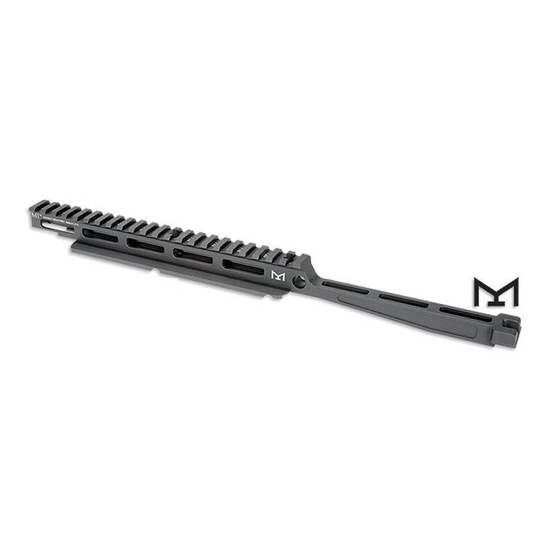 Midwest Industries Tavor SAR Gator M-Lok Rail Aluminum Black MI-TGRM