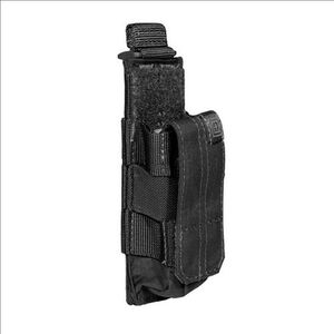 5.11 Tactical Single Pistol Bungee/Cover Black 56154