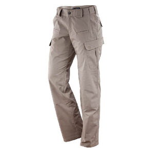 5.11 Tactical Women's Stryke Pants Size 14 Regular Flex-Tac Khaki 64386