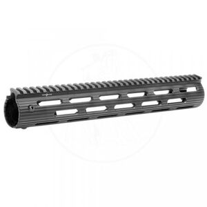 "Troy Industries AR-15 VTAC Alpha Battle Rail 13"" Free Float Handguard Aluminum Black STRX-AVK-13BT-01"