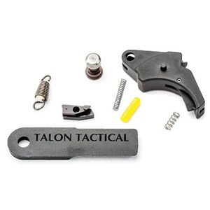 Apex Tactical Aluminum Apex Action Enhancement Kit Fits S&W M&P 2.0 9/40 and M&P 45 Pistols Matte Black
