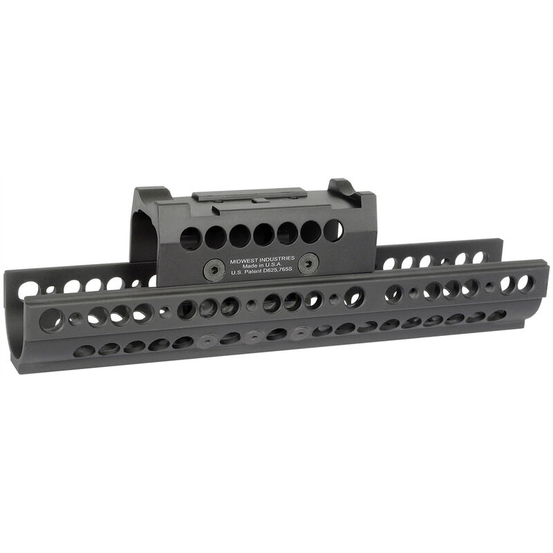 Midwest Industries AK-47 SS Extended Handguard T1 Top