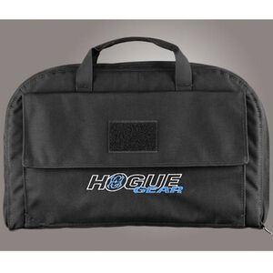 "Hogue Pistol Bag Large with Front Pocket 10""x16"" Nylon"