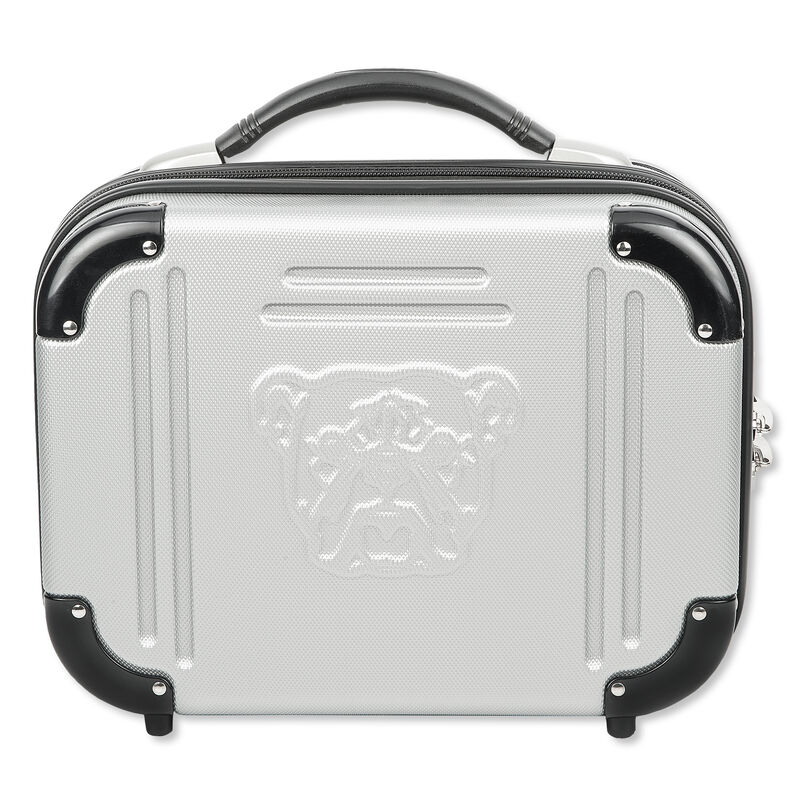 "Bulldog Pistol Case with TSA Lock, 9""x 12""x 5"", Grey"