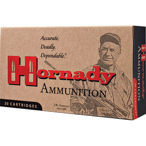 Hornady 6.8mm SPC Remington Ammunition 20 Rounds GMX 100 Grains