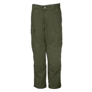 5.11 Tactical Women's TDU Ripstop Pants 12R TDU Green
