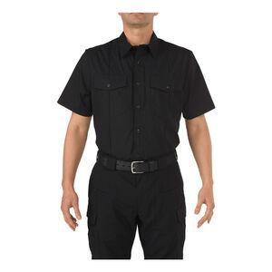 5.11 Tactical Men's Stryke Class-B S/S Shirt XL Reg Navy