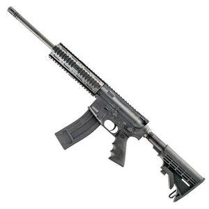 "Chiappa Mfour-22 Gen-II Pro Semi Auto Rifle .22 LR 16"" Barrel 7.8"" Free Float Forend 10 Rounds Rubber Grip Black CF500.091"