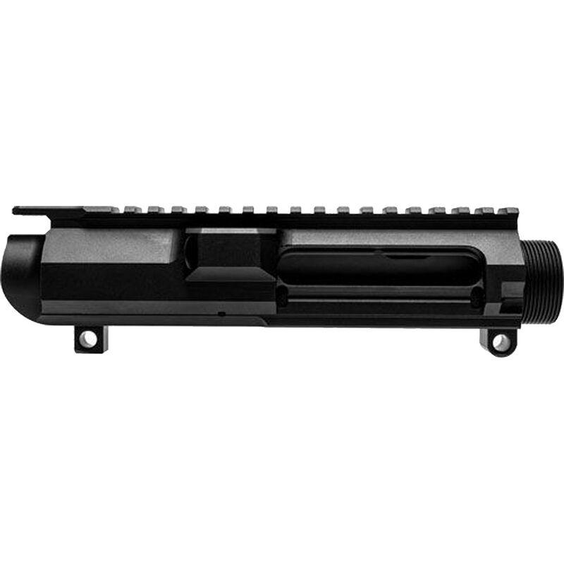 New Frontier C-10 Billet AR-10 Stripped Upper Receiver DPMS Low Profile Rail Aluminum Anodized Black