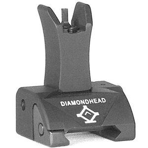 Diamondhead AR-15 Classic Flip-Up Front Sight M4 Style Aluminum Black 1361