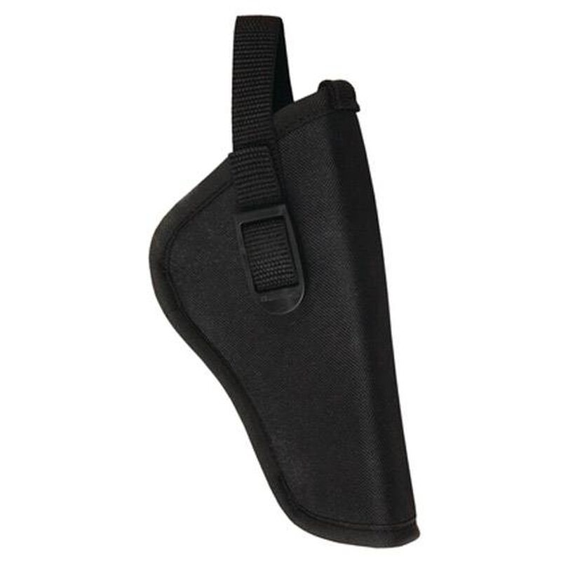 "Bulldog Cases Deluxe Hip Holster 2""-2.5"" Small Revolver Right Hand Nylon Black"