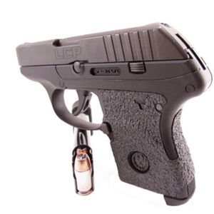 TALON Grips Ruger LCP Rubber Adhesive Grip Black