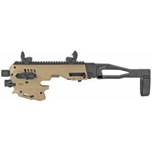 CAA MCK Advanced G2 Kit Fits GLOCK 17/19/45 with Pistol Brace FDE