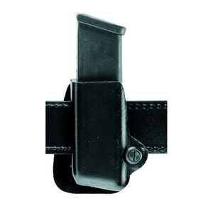 Safariland 074 Magazine Pouch Left Hand Fits S&W 3900 Series SafariLaminate Plain Black