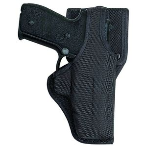 Bianchi #7115 AccuMold Vanguard GLOCK 19, 23, 32 Duty Holster Right Hand Trilaminate Black 18559