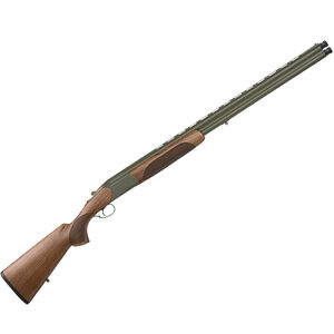 "CZ Upland Ultralight All Terrain 12 Gauge Over/Under Shotgun 28"" Barrels 2 Rounds 3"" Chamber Turkish Walnut Stock/Forend OD Green Cerakote Finish"